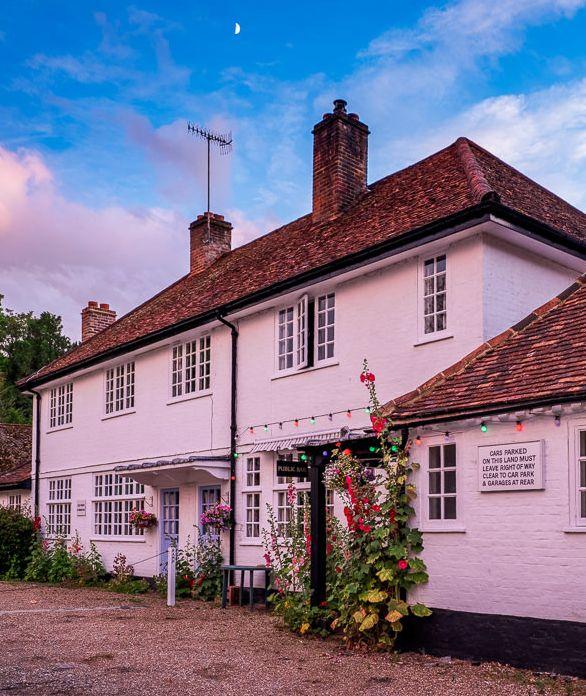 The Swan Inn (photo: Ed Silvester)